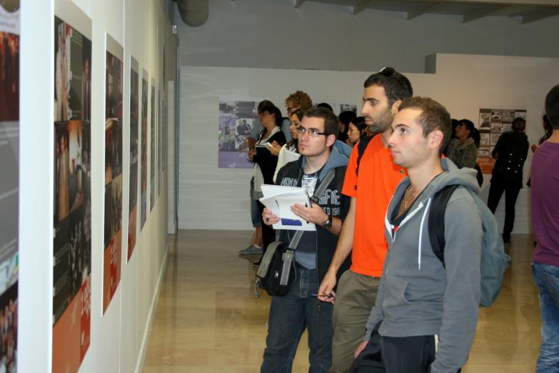 """Exposición Itinerante """"60 años del Movimiento Europeo"""""""