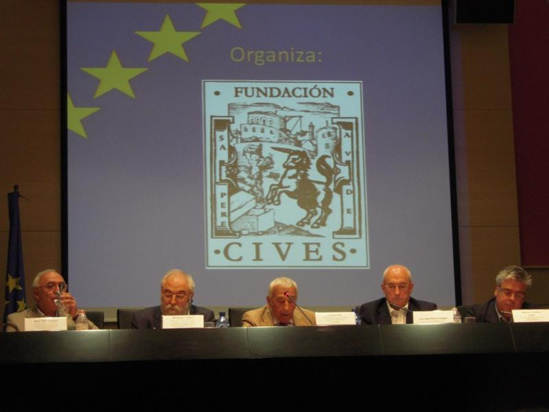 """""""Jornadas de sensibilización sobre ciudadanía europea, convivencia civil e interculturalidad"""""""