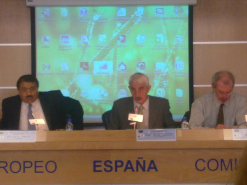 """Seminario """"España y los desafíos del Mediterráneo"""""""