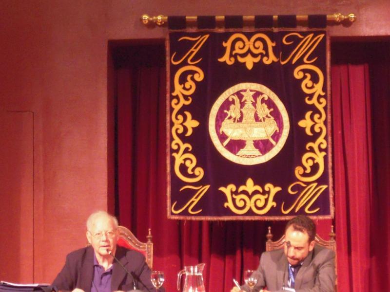 """""""Ateneo y Europa"""" – conferencia a cargo de José Luis Abellán"""