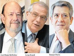 Los 3 ex presidentes españoles del Parlamento Europeo presentan el Manifiesto: Por unas elecciones para votar un verdadero gobierno europeo