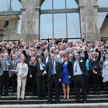 Asamblea del MEI en Roma
