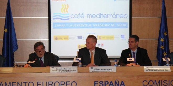 Participación del CFEME en Café Mediterráneo