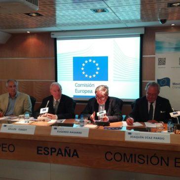 Encuentro Debate entre el CFEME y el Movimiento Europeo del Var
