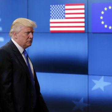 Número 8: Europa ante la victoria de Trump