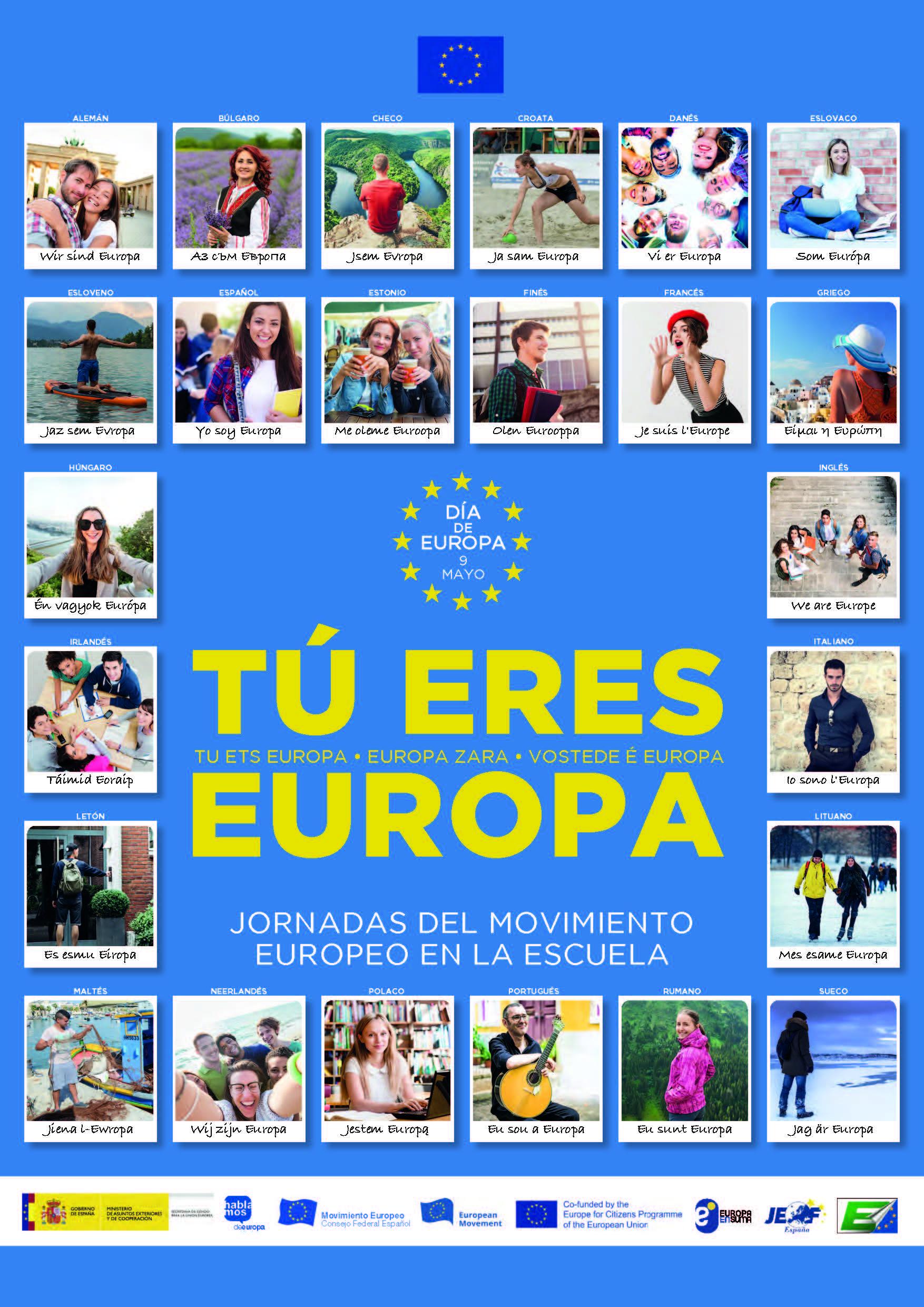 Inicio de la sexta campaña de Europa en la Escuela