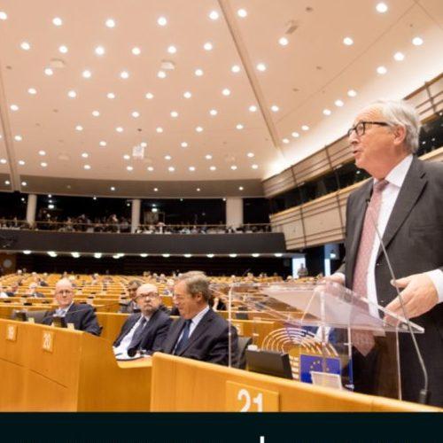 """Presentación en Pamplona del Informe """"El cumplimiento de la Comisión Europea con sus ciudadanos"""""""