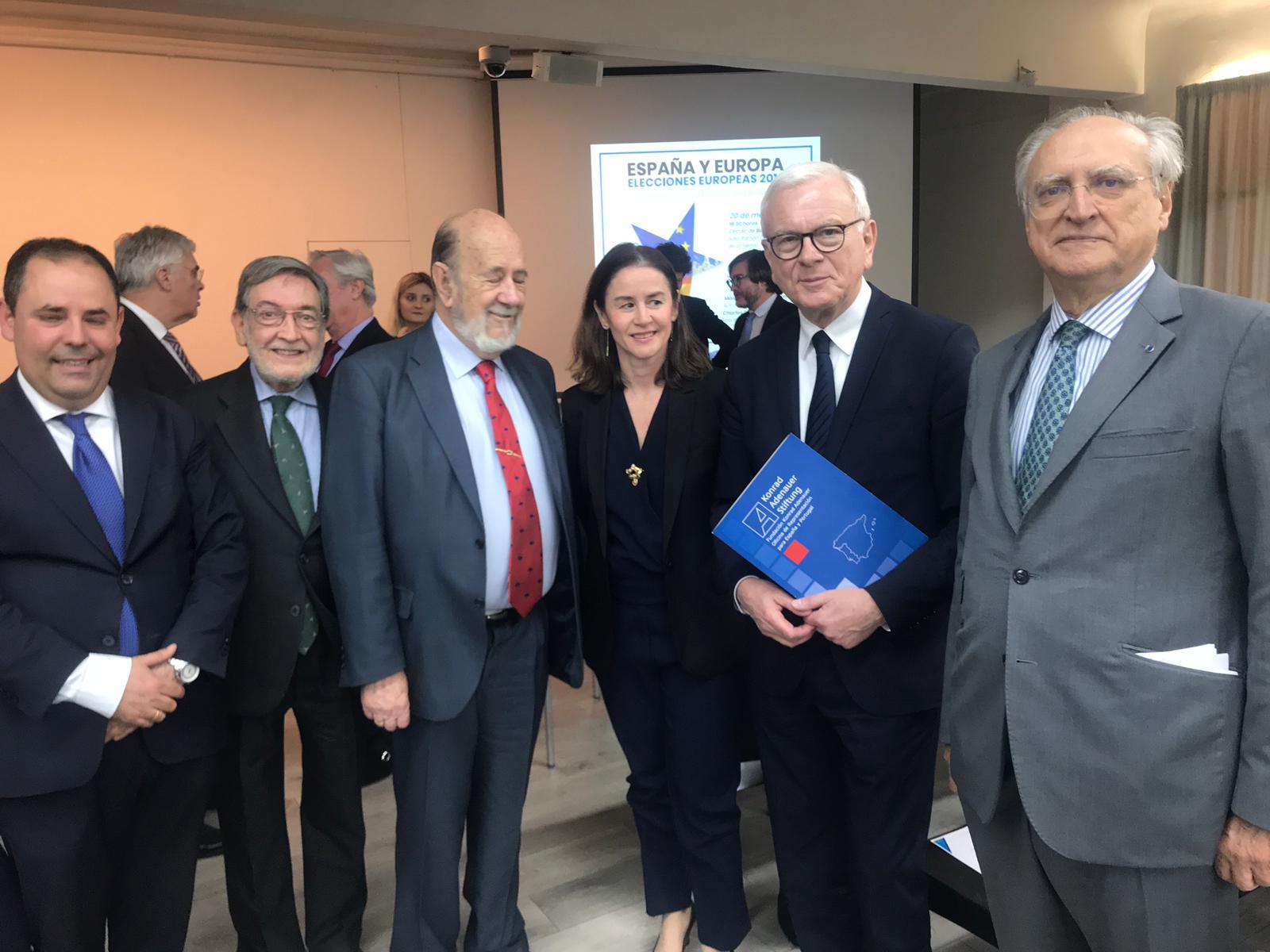 Debate sobre las elecciones europeas y la democracia en la UE