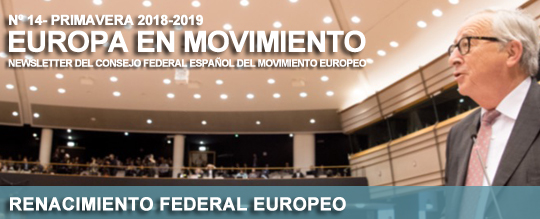 Revista Europa en Movimiento / Número 14: Renacimiento federal europeo