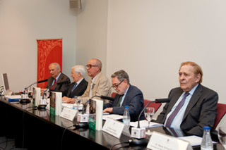 Presentación del libro Reforma constitucional en la Unión Europea y en España