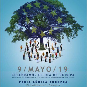 Feria Lúdica Europea 2019