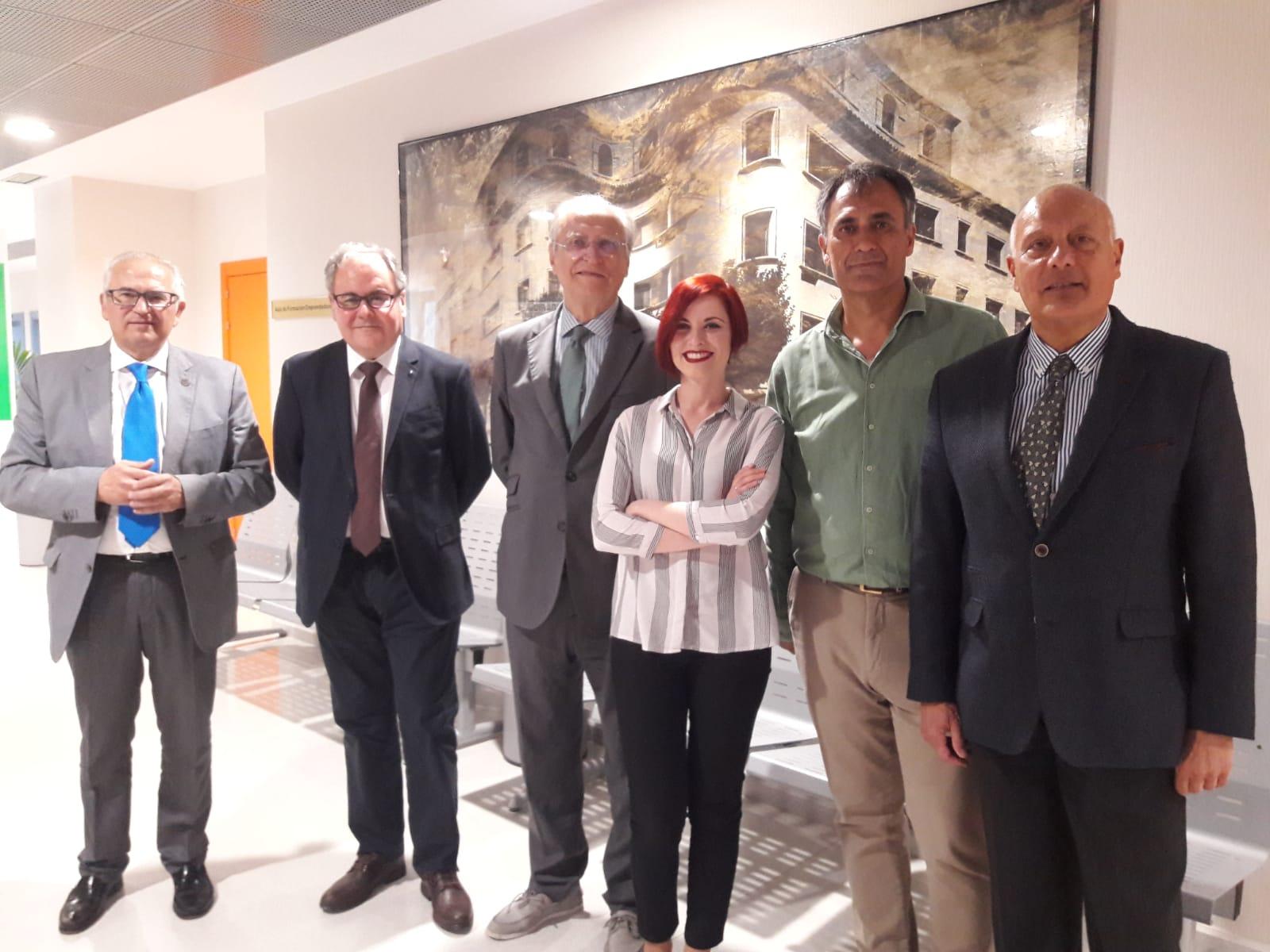 Aldecoa participó en el foro de debate Diálogos: el valor de Europa de la Universidad de Jaén