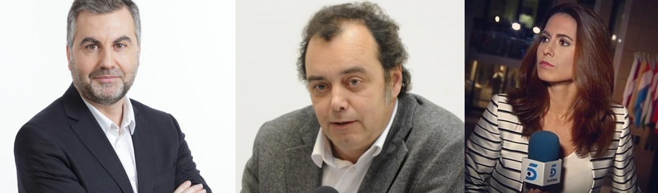 Carlos Alsina, Xavier Más de Xàxas y Ana Núñez-Milara, ganadores del XXV Premio de Periodismo Salvador de Madariaga