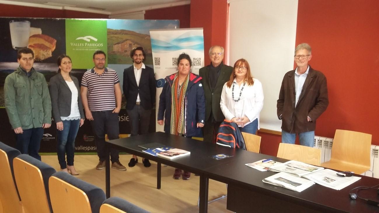 La Unión Europea en la Cantabria rural