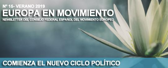Revista Europa en Movimiento / Número 15: Comienza el nuevo ciclo político