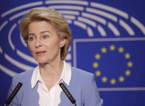 Europa en movimiento: la Comisión Von der Leyen, en marcha