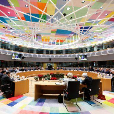 Cómo superar el bloqueo en el Consejo Europeo