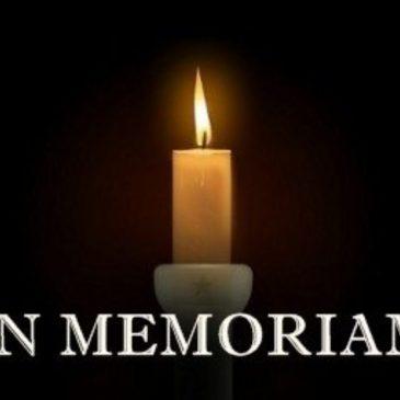 In memoriam Carmen Olivares Rivera
