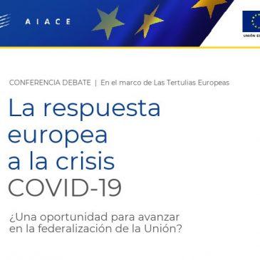 CONFERENCIA DEBATE | En el marco de las Tertulias Europeas