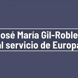 Jose maría gil-robles