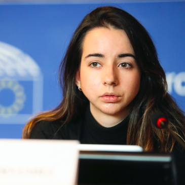 LA PARTICIPACIÓN JUVENIL EN LA CONFERENCIA SOBRE EL FUTURODE EUROPA